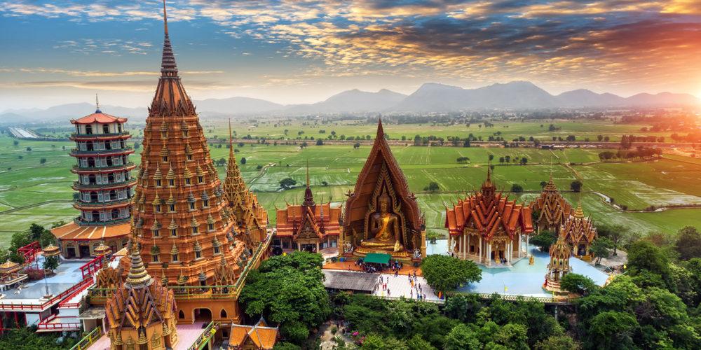 Destinații de vis în Thailanda