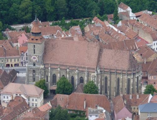 10 locuri de vizitat în Brașov