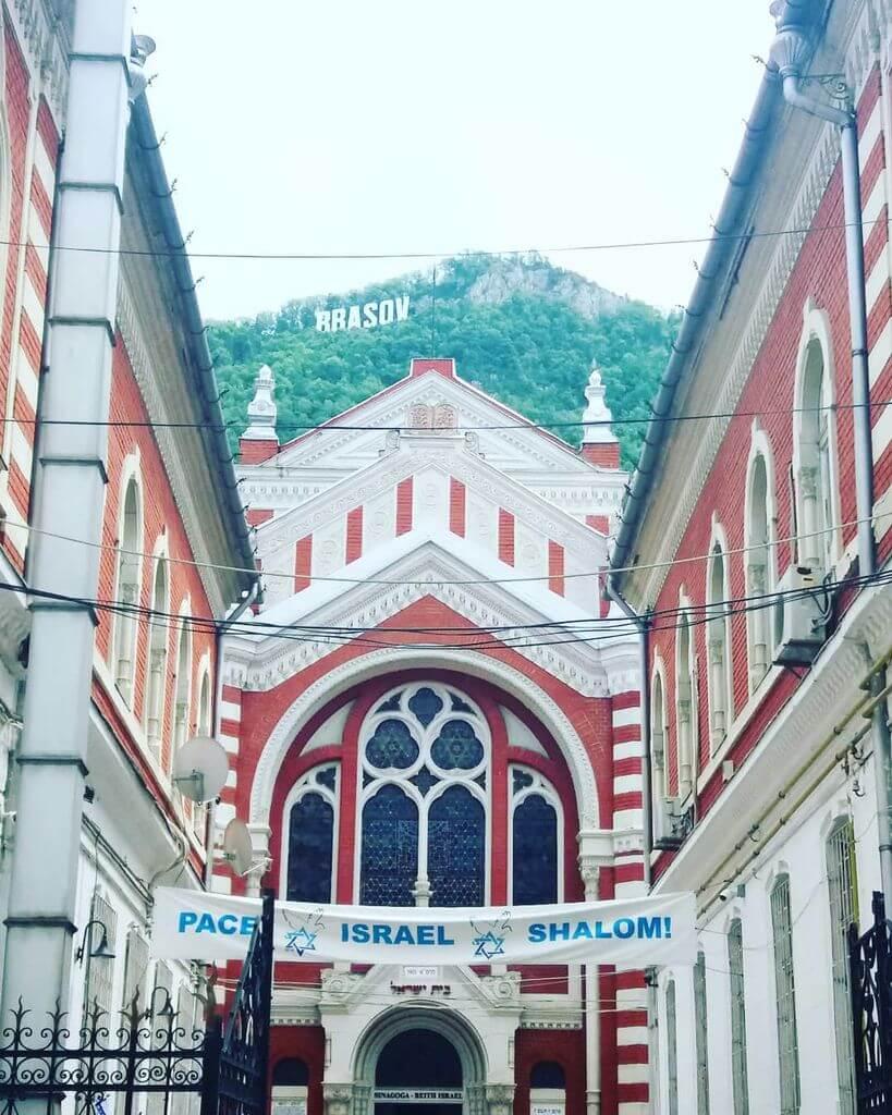 Sinagoga - locuri de vizitat in Brasov