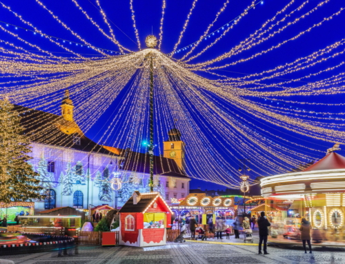 Crăciun în România: cele mai frumoase orașe de vizitat de sărbători
