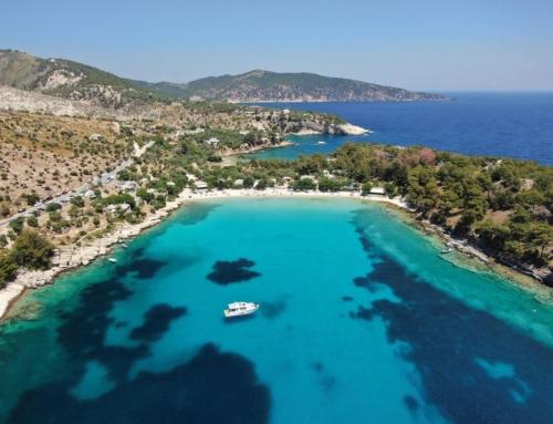 Vacanța în Thassos: rute recomandate, zone în care să te cazezi, cele mai frumoase plaje și obiective de neratat